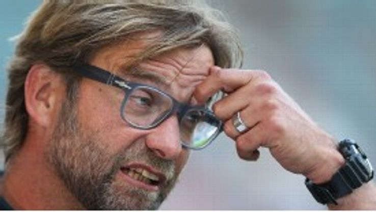 Klopp was linked with the likes of Real Madrid, Manchester United and Chelsea.