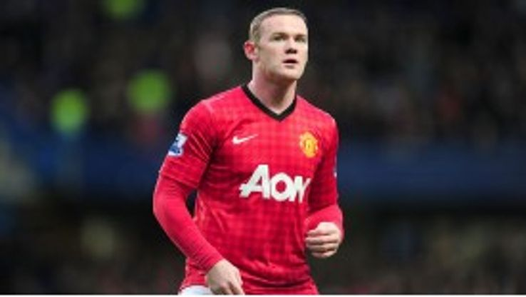 Rooney has returned to England after leaving United's pre-season tour with a hamstring injury.