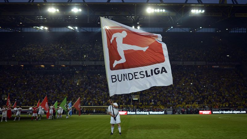 Bundesliga professionals could face blood tests.