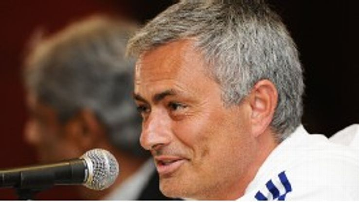 Jose Mourinho sends out another message to his key transfer target