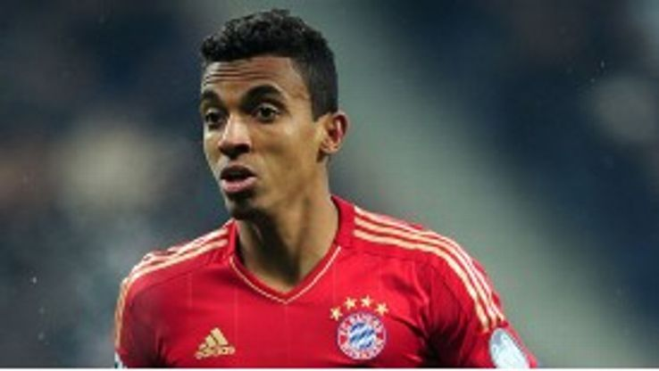 Luiz Gustavo joined Bayern from Hoffenheim.