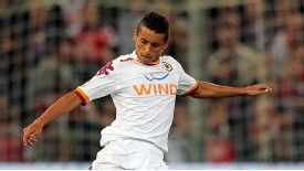 Marquinhos spent just one seaosn with Roma.