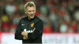 Moyes is looking to reinforce his midfield.