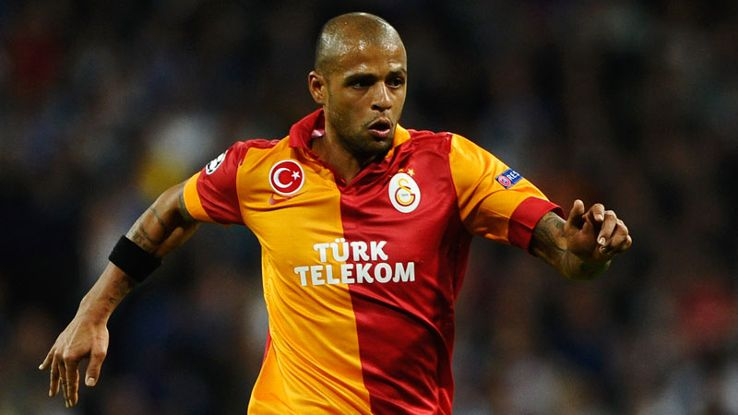 Felipe Melo has spent the last two seasons with Galatasaray.