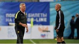 Guus Hiddink, Roman Chernov