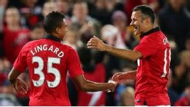 Lingard impressed on United's pre-season tour before being sent on loan to Birmingham and, this week, Brighton.