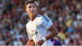 Cristiano Ronaldo at Bournemouth