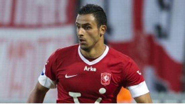 Chadli has been at FC Twente since 2010.