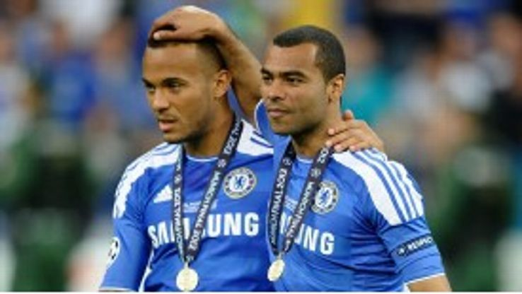 Ashley Cole remains Chelsea's first-choice left-back.