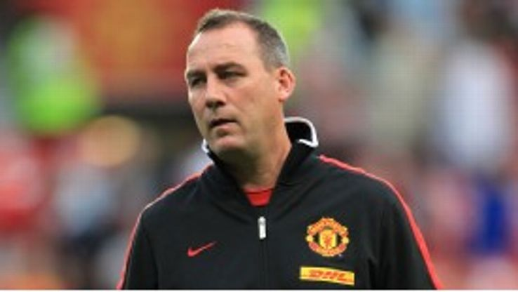 Rene Meulensteen replaced Guus Hiddink as Anzhi coach