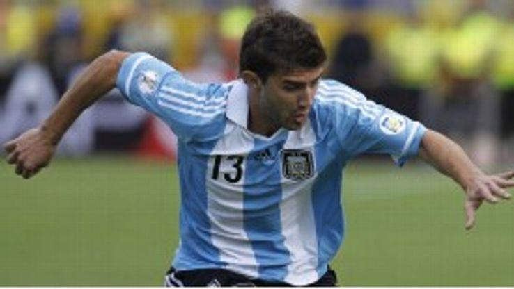 Gino Peruzzi is an Argentina international.