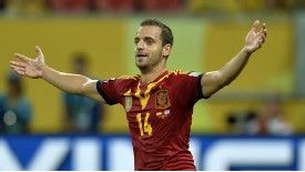 Only a medical stands in the way of Roberto Soldado and his move to Spurs