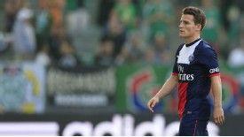 Gameiro fell down the pecking order at Paris Saint-Germain.
