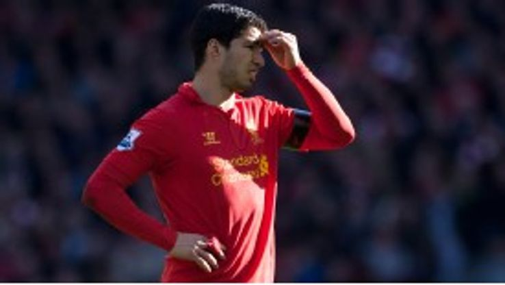 Luis Suarez has played this transfer game before.