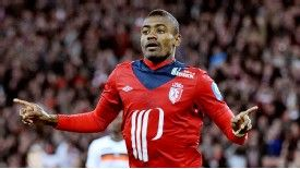 Salomon Kalou is hopeful of playing Champions League football with Lille.
