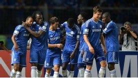 Romelu Lukaku again made an impression for Chelsea in pre-season.