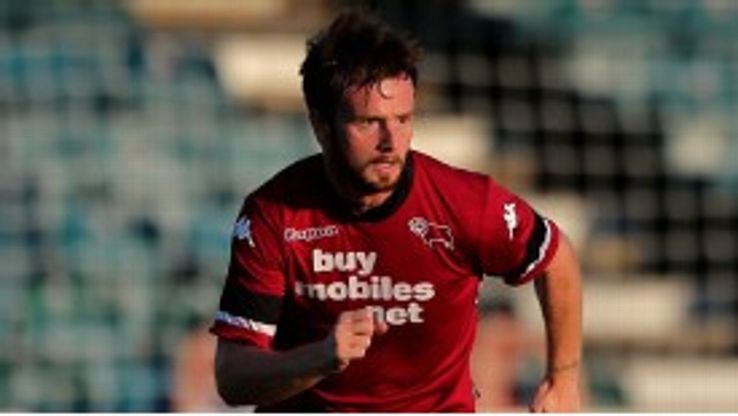 Brayford spent three years with Derby.