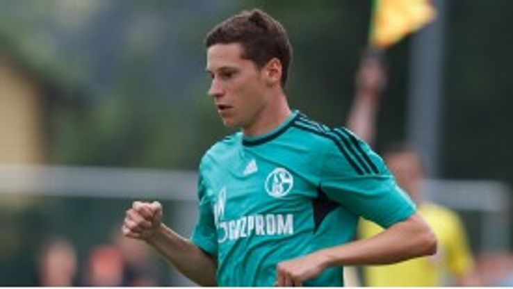 Draxler is hoping to make an impact at the 2014 World Cup.