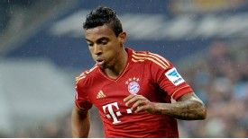 Luiz Gustavo has attracted interest from Wolfsburg