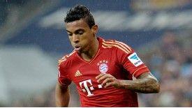 Luiz Gustavo has attracted interest from Wolfsburg