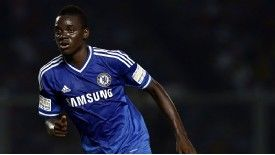Bertrand Traore has made a good impression for Chelsea during pre-season.