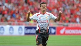 Philippe Coutinho is tipped to have a excellent first full season at Liverpool.