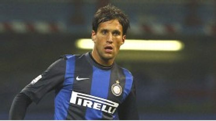 Milan moved for Matias Silvestre following injuries to centre-backs Daniele Bonera and Philippe Mexes.