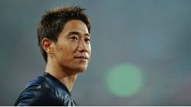 Shinji Kagawa has outlined his determination to succeed at Manchester United.