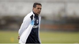 Luxemburgo's last job was at Gremio.