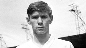 Dave Wagstaffe came through the youth ranks at Manchester City.