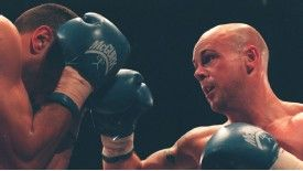 Glenn Catley was WBC Super Middleweight Champion in 2000.