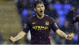 Aguero: City must learn from failures
