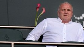 Uli Hoeness has been charged with tax evasion.