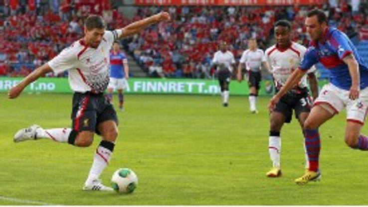 Liverpool have continued their winning pre-season form by beating Norwegian club Valerenga 4-1 in Oslo.