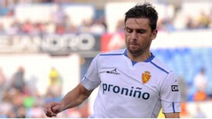 Helder Postiga joined Real Zaragoza from Sporting in 2011.