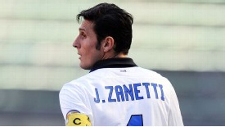Javier Zanetti is hoping to see Inter challenging the likes of Juventus and Napoli this season.