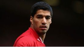 Luis Suarez is determined to force a move away from Anfield.