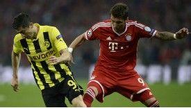 Mandzukic-Lewandowski swap denied