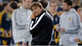 Antonio Conte is facing something of a fitness crisis at Juventus.