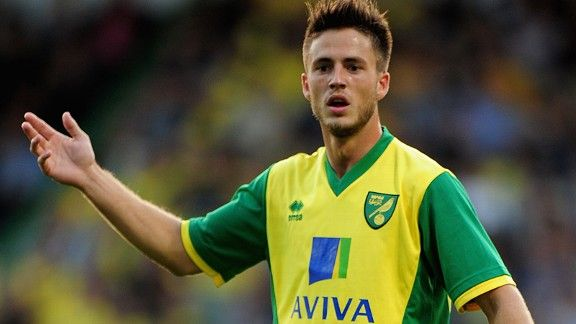Ricky van Wolfswinkel has scored just one Premier League goal.