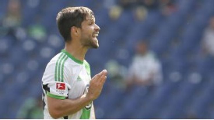 Diego expects to remain at Wolfsburg this season.