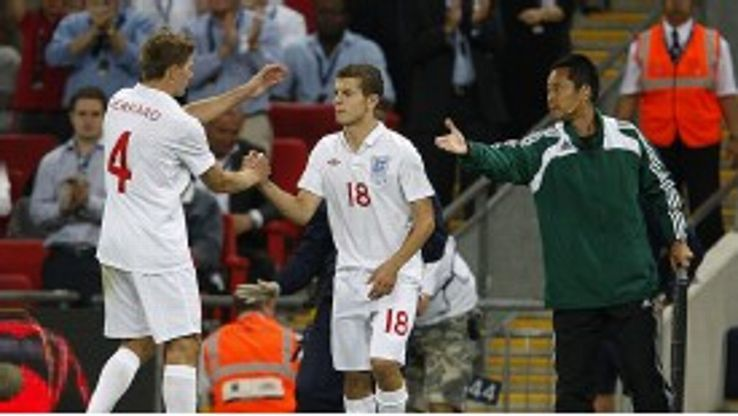Steven Gerrard has backed Jack Wilshere as a future England captain.