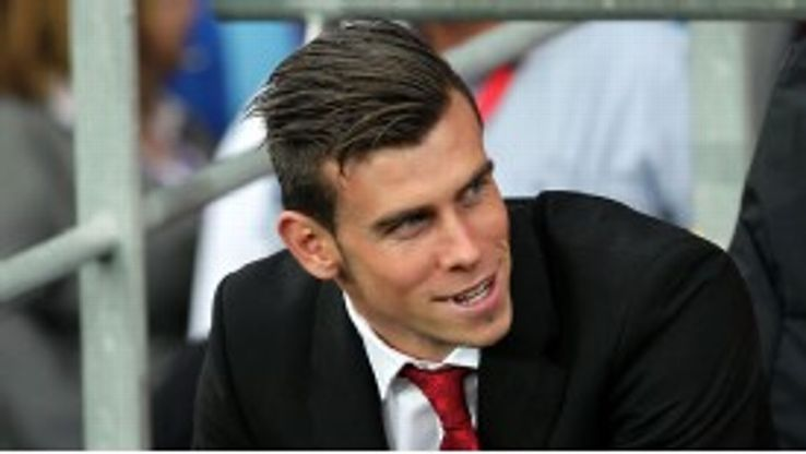 Gareth Bale was unable to feature for Wales against Ireland on Wednesday.