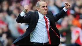 Paolo Di Canio has his own way of doing things.