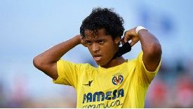 Giovani Dos Santos scored for Villarreal as they won their first game back in La Liga.