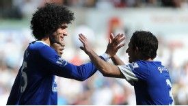 David Moyes signed Marouane Fellaini and Leighton Baines during his time as Everton manager.