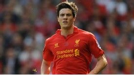 Martin Kelly is close to making a return for Liverpool.