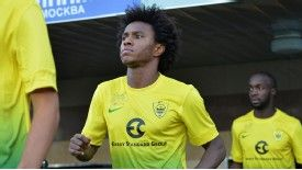 Willian has attracted interest from numerous Premier League sides.