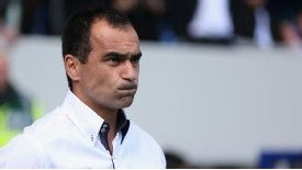Roberto Martinez has kept faith the the team that drew at Norwich.