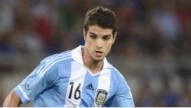 Erik Lamela is a full Argentina international.